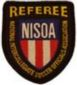 New NISOA Referee Badge