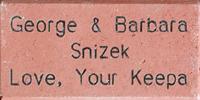 Snizek brick