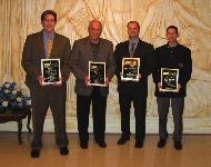 Referee Award Winners