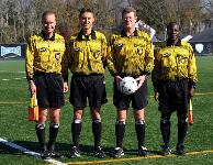 2009 ECC Women's Soccer Playoff Final Crew
